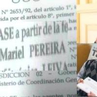 Passalacqua sigue designando gente en planta permanente, pero demanda a Nación por la quita del IVA
