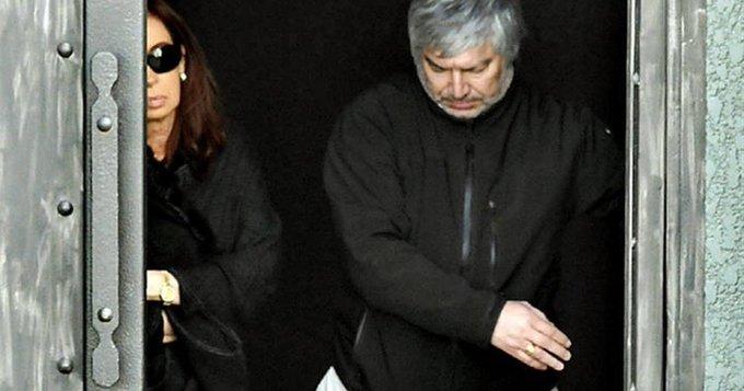 Le concedieron el arresto domiciliario a Lázaro Báez, asegura que no puede pagar la fianza de $386millones