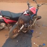 Dos motociclistas murieron tras chocar en Ruta Costera 2