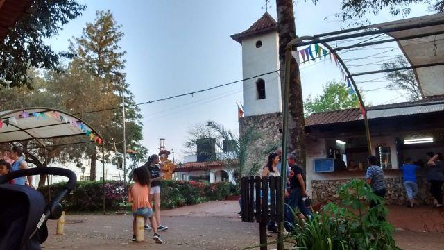 """El Senado declaró al Parque de las Naciones """"lugar históriconacional"""""""