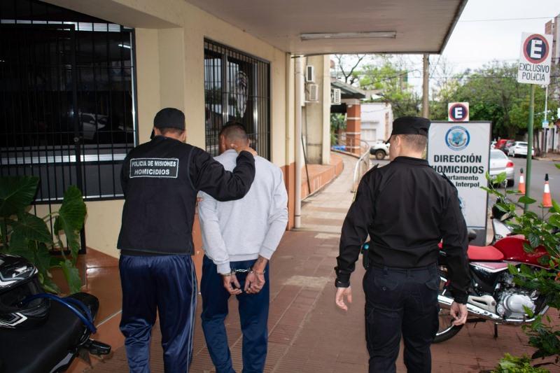 Identificaron al joven acuchillado en avenidaBustamante
