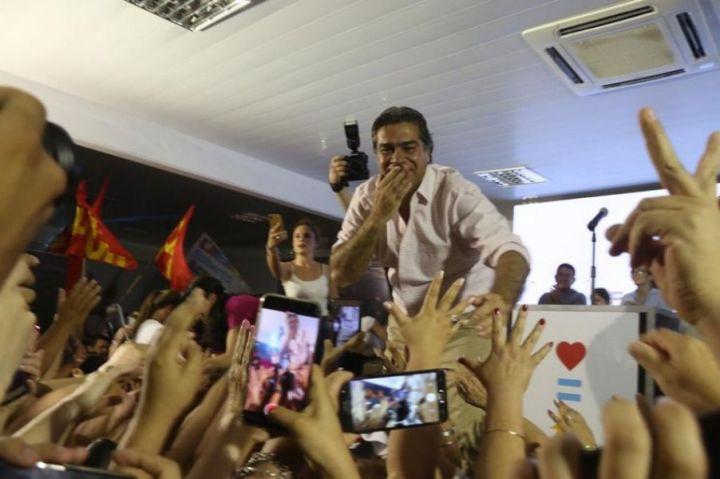 Capitanich logró su tercer mandato enChaco