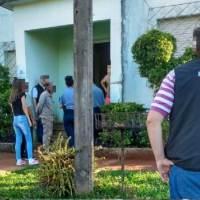 """Tras la detención de """"Catriel"""", allanaron una vivienda"""
