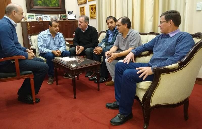 Autoridades de la CELO se reunieron con Herrera Ahuad yWellbach
