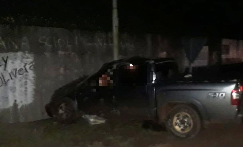 """Choque fatal en Ruta 14 y Pincen: """"Desde el jueves no funcionaban las luces y el domingo arreglaron"""""""