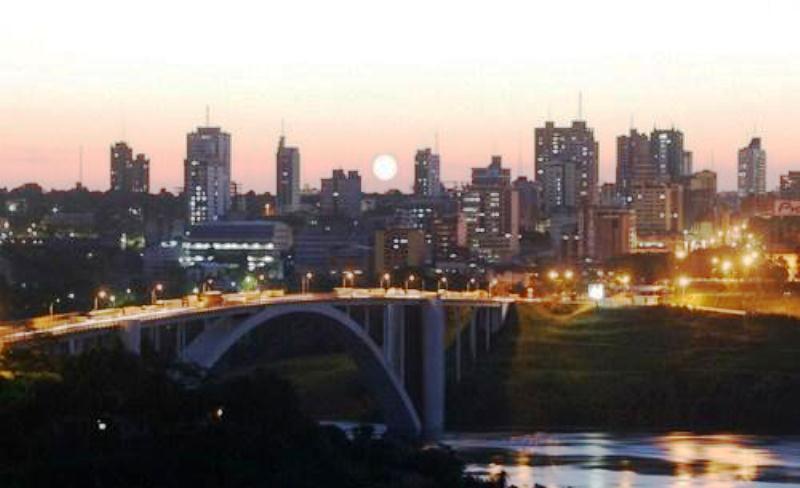 Paraguay anunció la apertura total de puentes conBrasil