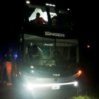 Peatón falleció tras ser embestido por un colectivo en la ruta 14