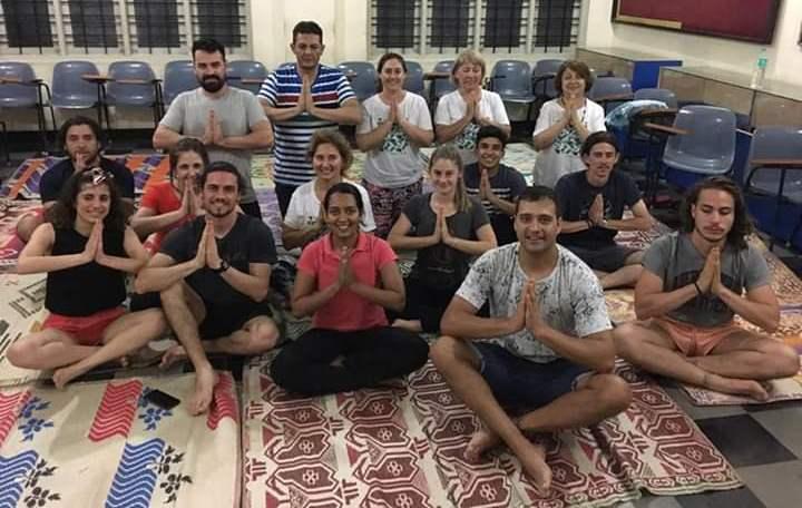 """Concejal de Campo Viera viajó a la India en una misión """"intercultural"""""""