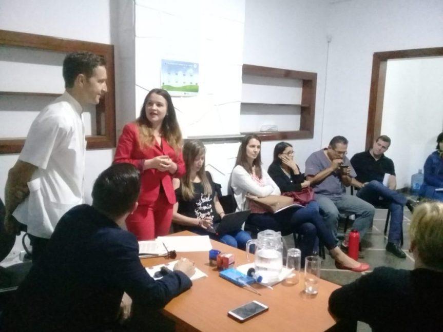 Grupo de Celíacos se reunió con la Defensoría delPueblo