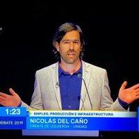 """Del Caño: """"proponemos legalización integral de la marihuana para terminar la persecución a pibas y pibes"""""""