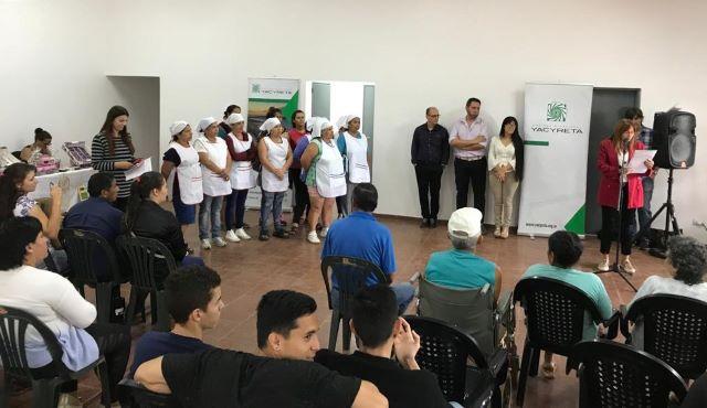 La EBY habilita un Centro de Desarrollo Familiar en el BarrioYohasá