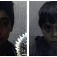 Buscan intensamente a dos hermanitos que se fueron de su casa