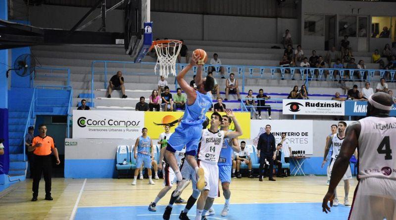 81-60: OTC venció de local a RosarioBasket