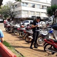 Motos secuestradas: convocan a una protesta para que la municipalidad se las devuelva