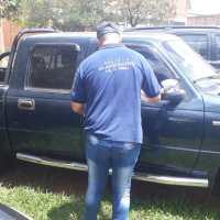 Cambió una camioneta por un auto pero tenía adulteraciones, la pick up fue hallada en una agencia sobre ruta 14