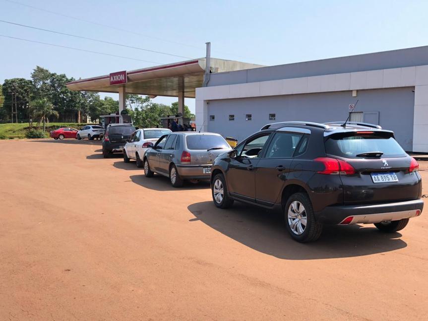 El Gobierno postergó el aumento de loscombustibles