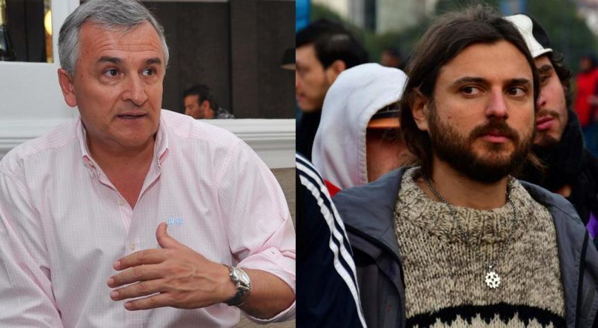 """Sos un pelotudo importante"", le respondió Morales a Grabois que lo acusó de conspirar para desestabilizar aEvo"