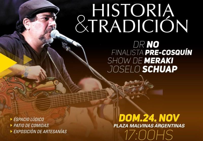 El domingo habrá danza y música en la plaza MalvinasArgentinas