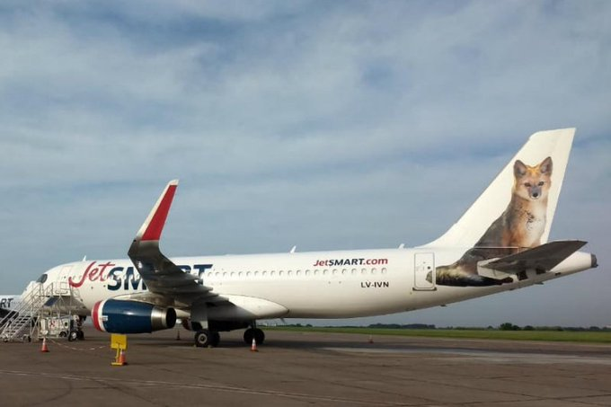 Hoy comienzan los vuelos desde Foz a Santiago de Chile desde 74dólares