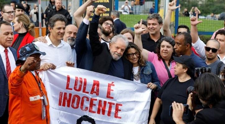 Absolvieron a Lula y Rousseff en un juicio por corrupción y asociaciónilícita