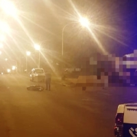 Choque en la autovía dejó una mujer herida