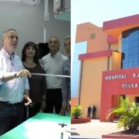 Aún no funciona la terapia intensiva inaugurada por Passalacqua en abril y el hospital viejo está saturado