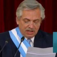 Fernández anunció que va a recortar la publicidad oficial y destinar a la educación