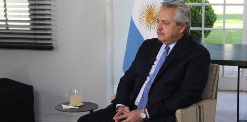 Fernández espera que la inflación sea del 2% enfebrero