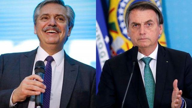 """Bolsonaro dijo que """"es preferible menos derechos y más empleo"""", y criticó la doble indemnización enArgentina"""