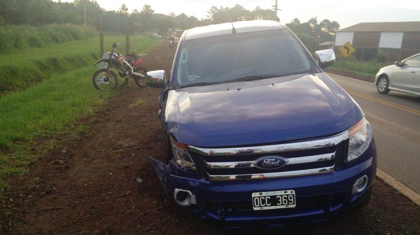 """Chocó una camioneta que había comprado """"de buena fe"""" pero tenía chasis y motor robados en BuenosAires"""