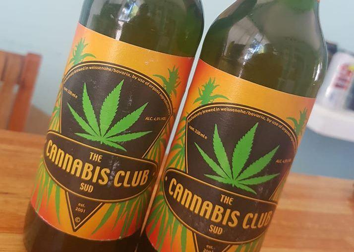 Locales en el NEA ya ofrecen cervezas concannabis