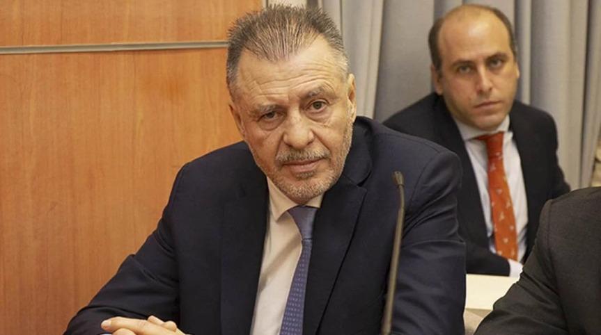Cristóbal López estuvo presente en la Casa Rosada para la jura de los ministros deAlberto