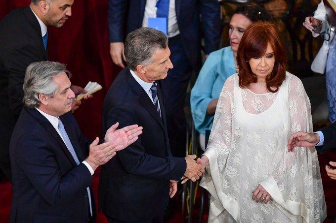 Desde el 31 de enero, Cristina Kirchner serápresidente