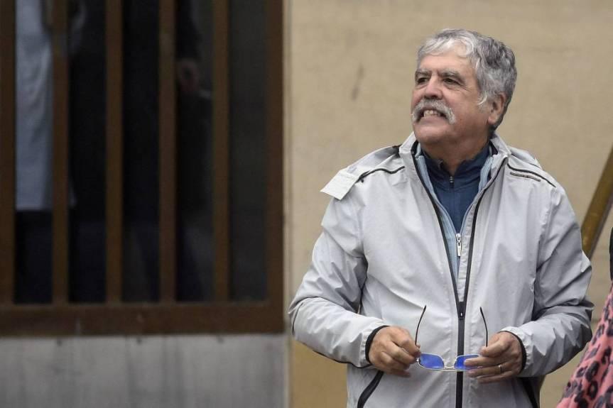 De Vido inició huelga de hambre para que le otorguen lalibertad
