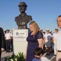 """Bautizaron """"Eliana María Krawczyk"""" el puerto de Posadas"""