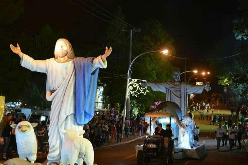 El viernes comenzó la Fiesta de la Navidad con granconcurrencia