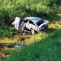 Automovilista perdió la vida tras perder el control y caer en un barranco