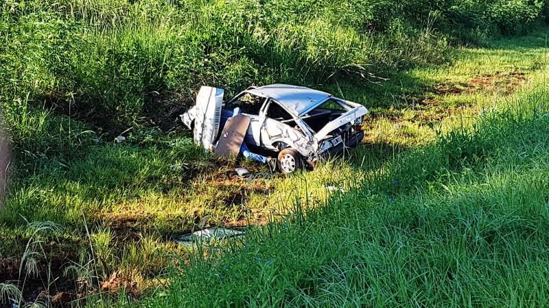 Automovilista perdió la vida tras perder el control y caer en unbarranco