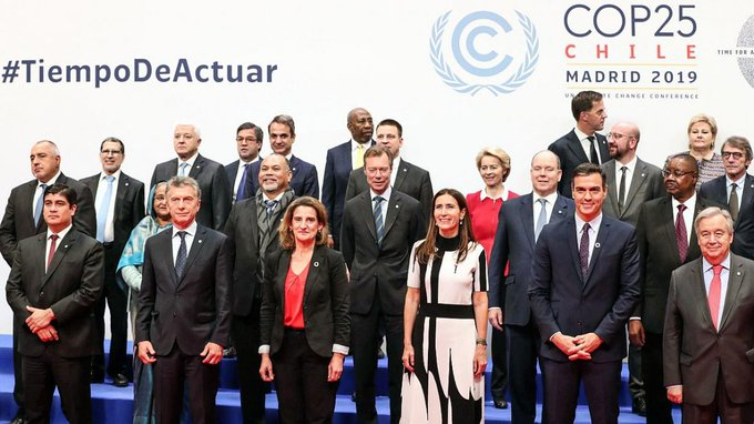 """En 2040 Argentina """"estará libre gases y del efecto invernadero"""", dijoMacri"""