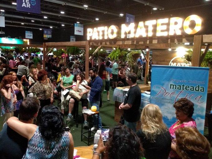 100 mil visitantes, 80 expositores y 40 marcas de yerba participaron de MATEAR en LaRural
