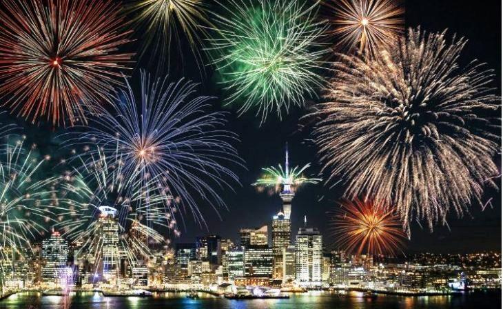 Nueva Zelanda, Kiribati y Samoa ya recibieron el2020