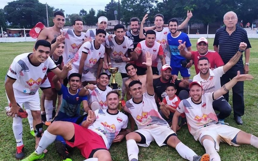 Olimpia/San Antonio se consagró Campeón Provincial por primeravez