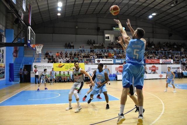 El Celeste recibe a Salta Basket estemartes