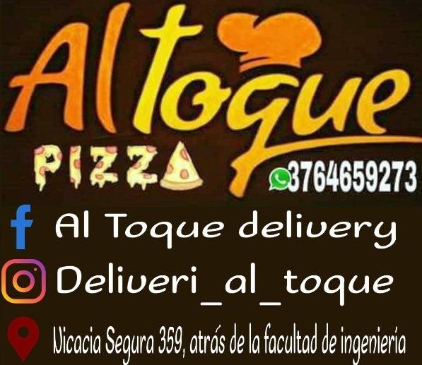al toke pizzería