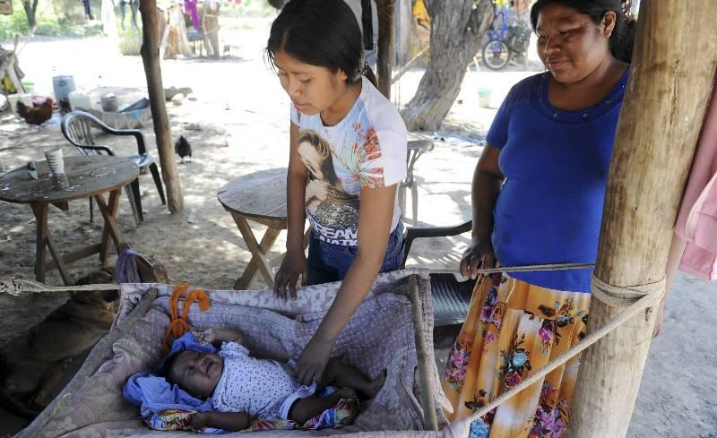 Pobreza extrema: La muerte por hambre de seis niños argentinos llegó a los diarioseuropeos