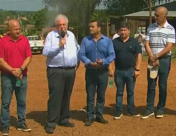 """El ministro de salud de la Nación visitó Misiones y habló de dengue como """"lourgente"""""""