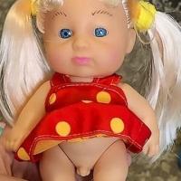 Ponen a la venta una de las primeras muñecas trans