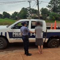 Mujer fue detenida por incumplir la orden judicial de acercarse a su ex