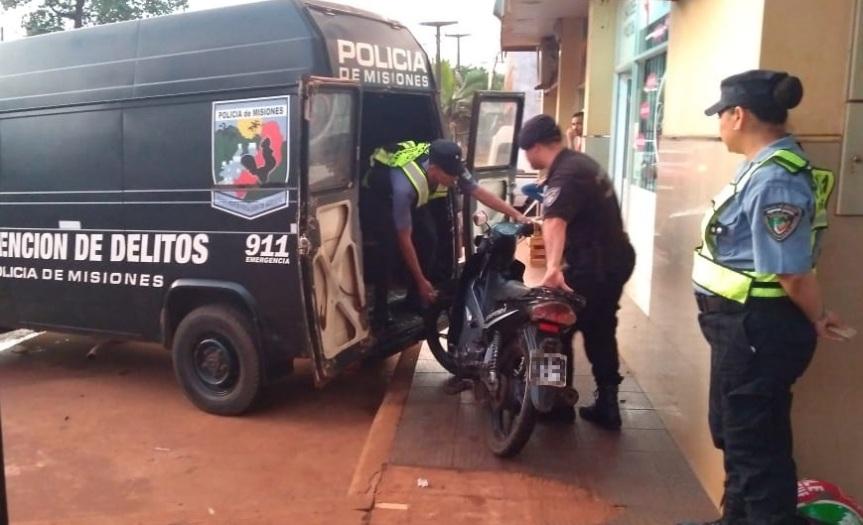 Operativo con 1800 policías dejó 105 vehículos secuestrados y 31detenidos
