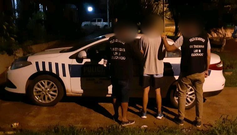 Capturaron en Misiones a prófugo de un homicidio ocurrido en BuenosAires